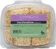 Toasted Coconut Vegan Marshmallows by Sweet & Sara