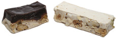 Nougatissimo Mini Nougat Bars by Desiderio Chocolates