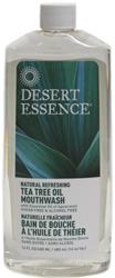 Tea Tree Oil Mouthwash by Desert Essence