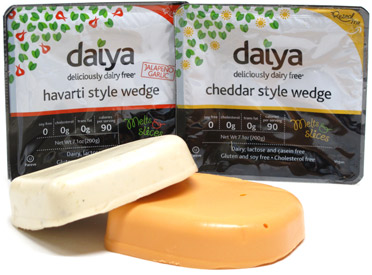 Daiya Vegan Cheese Wedges