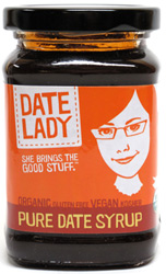 Organic Pure Date Syrup by Date Lady