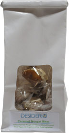 Caramel Nougat Bites by Desiderio Chocolates