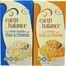 Vegan Mac & Cheese by Earth Balance – VeganEssentials Online Store