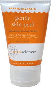 Papaya Glycolic Gentle Skin Peel by Earth Science