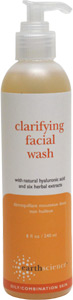 Clarifying Facial Wash by Earth Science