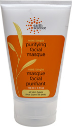 Mint Tingle Purifying Facial Masque by Earth Science