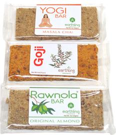 Earthling Organics Raw Food Bars