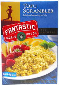 Tofu Scrambler Seasoning Mix by Fantastic Foods (Food ...