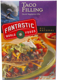 Vegan Taco Filling by Fantastic Foods