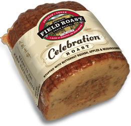 Field Roast Stuffed Celebration Roast