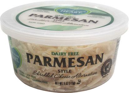Follow Your Heart Vegan Parmesan Shredded Cheese