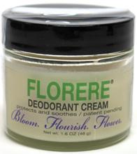 Florere Vegan Deodorant Cream
