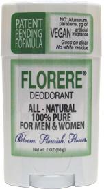 Florere Vegan Deodorant Stick
