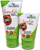 Sunny Kids Natural SPF 30 Sunscreen by Goddess Garden Organics