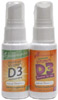Global Health Trax Vegan Vitamin D3 Spray Supplement