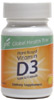 Vegan Vitamin D3 Capsules by Global Health Trax