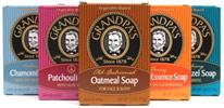 Grandpa's Bar Soaps