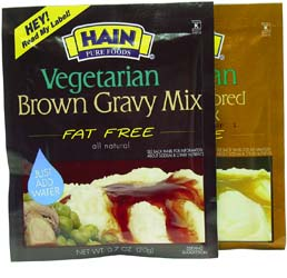 Hain Vegan Brown Gravy Mix