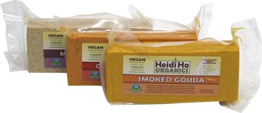 Vegan Cheese by Heidi Ho Veganics