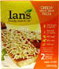 Cheesy French Bread Pizza by Ian's