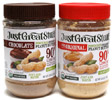 Organic Powdered Peanut Butter by Just Great Stuff