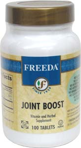 Joint Boost Formula by Freeda