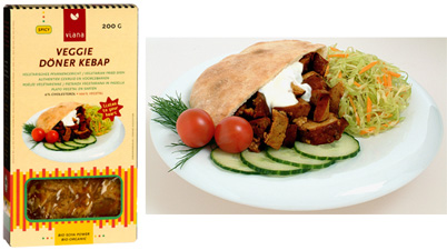 Organic Veggie Turkish Roast (Kebap Style) By Viana