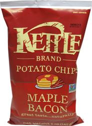 Maple Bacon Kettle Brand Potato Chips