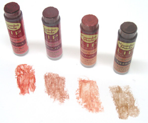Lip Shimmers by Kuumba Made