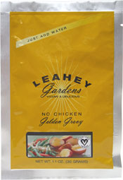 Vegan Gravy Mix by Leahey Gardens