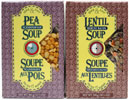 Lentil & Bacon Soup Mixes by Legumes Plus
