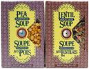 Lentil & Bacon Soup Mixes by Legumes Plus