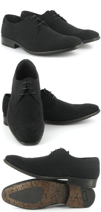 Liam Shoe by Vegetarian Shoes – Black