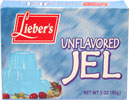 Lieber's Unflavored Jel