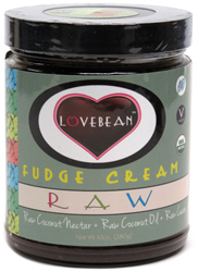 Organic Fudge Cream by Lovebean