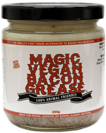 Magic Vegan Bacon Grease