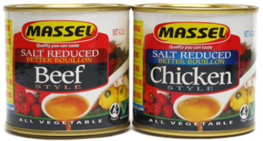 Salt Reduced Better Bouillon Powder by Massel