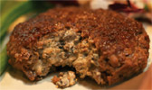 Stuffed Mushroom Burger by Match