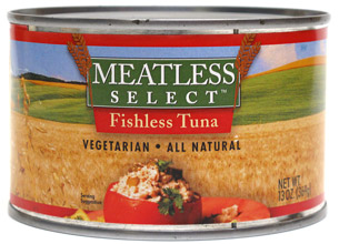 Fishless Vegan Tuna by Meatless Select