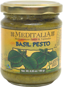 Meditalia Vegan Basil Pesto