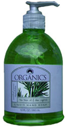 Nature's Gate Organic Liquid Hand Soaps
