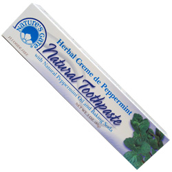 Natural Toothpaste by Nature's Gate