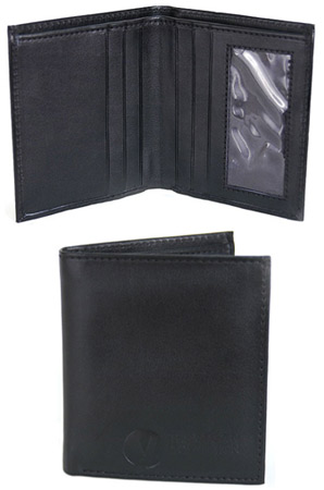 National Bi-Fold Wallet by The Vegan Collection