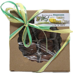 Luscious Lemon Crème Chocolates by No Whey! Chocolates