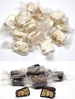 Nougatissimo Vegan Gourmet Nougat by Desiderio Chocolates
