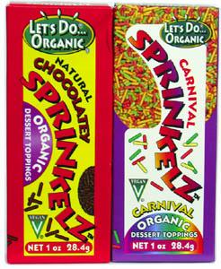 Organic Sprinkelz