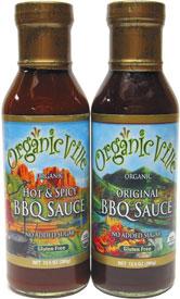 Organicville BBQ Sauce