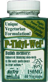 P-Tidyl-Wei1 by NuTru
