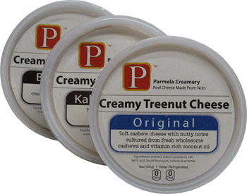Creamy Cheese Spread by Parmela Creamery