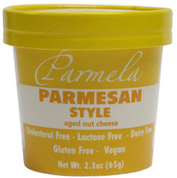 Parmela Vegan Parmesan Cheese Replacer